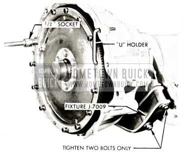 1959 Buick Assemble Triple Turbine Transmission