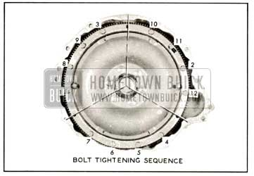 1959 Buick Bolt Tightening Sequence