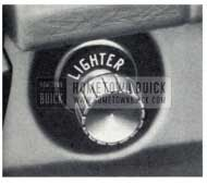 1959 Buick Cigar Lighter