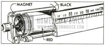 1959 Buick Drum Type Speedometer
