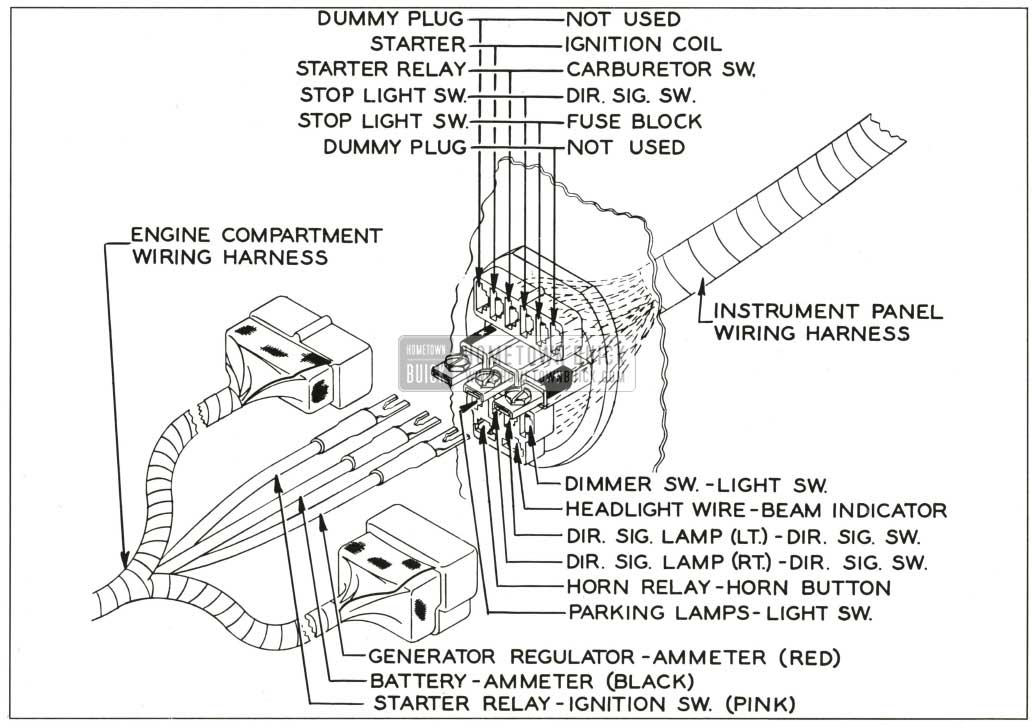 wiring diagram for 1964 buick riviera
