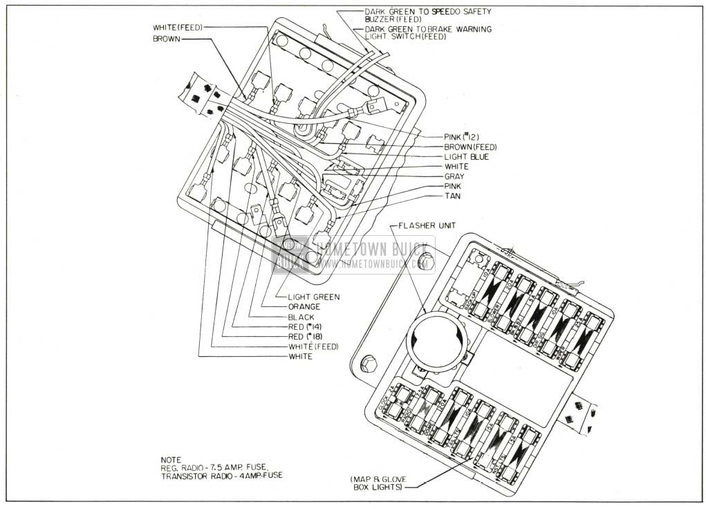 Buick Fuse Block Both Sides on buick wiring diagrams