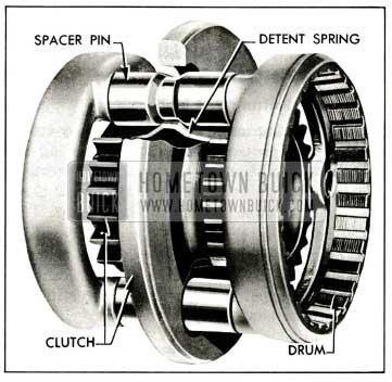 1959 Buick Gear Synchronizer Clutch