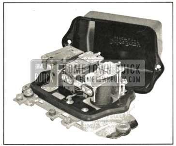 1959 Buick Generator Regulator-Standard Car