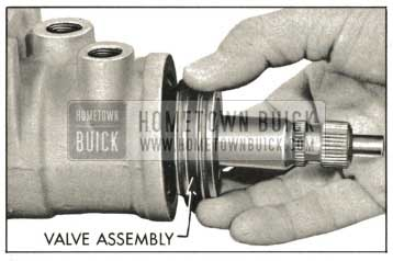 1959 Buick Inserting Valve Assembly In Housing