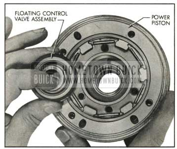 1959 Buick Installing Floating Control Valve and Diaphragm Assembly