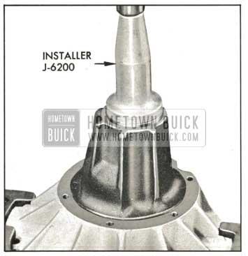 1959 Buick Installing Pinion Seat