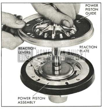 1959 Buick Installing Piston Guide