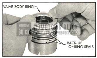 1959 Buick Installing Valve Body Rings
