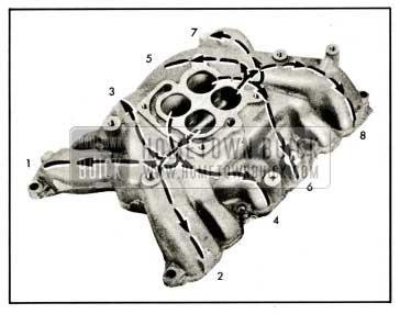 1959 Buick Intake Manifold Distribution