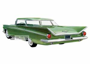 1959 Buick Invicta Hardtop Sedan - Model 4639 HB