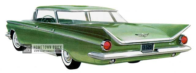 1959 Buick Invicta Hardtop Sedan - Model 4639