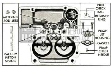 1959 Buick Main Body Parts