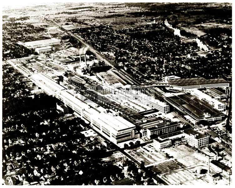 1959 Buick Main Plant