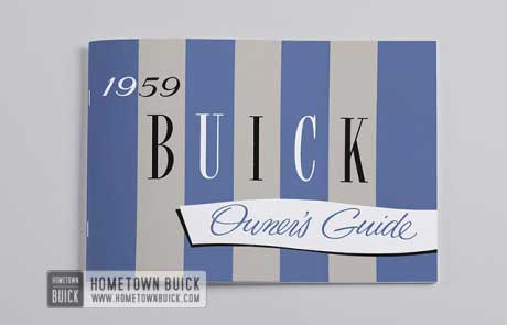 1959 Buick Owners Guide - 02