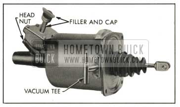1959 Buick Power Brake Unit