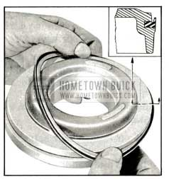 1959 Buick Replacement of Clutch Piston Outer Seal