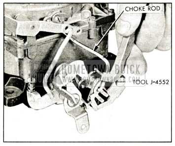 1959 Buick Rochester Carburetor Adjusting Fast Idle Cam