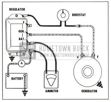 1959 Buick Testing Generator Output