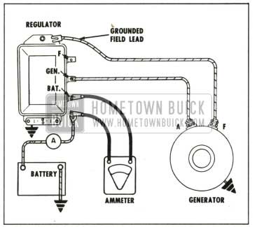 1959 Buick Testing Regulator for Oxidized Points