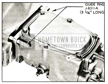 1959 Buick Transmission Guide Pins