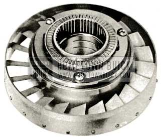 1959 Buick Triple Turbine Transmission Assembly