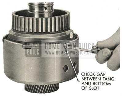 1959 Buick Triple Turbine Transmission - Check Gap