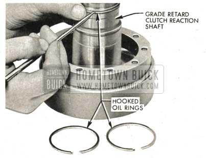 1959 Buick Triple Turbine Transmission - Examine Rear Planet Set Ring Gear