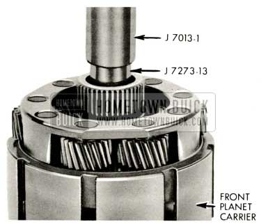 1959 Buick Triple Turbine Transmission - Front Planet Carrier