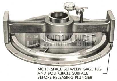1959 Buick Triple Turbine Transmission - Gauge J5899