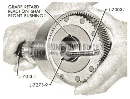 1959 Buick Triple Turbine Transmission - Insert J-7013-1 Handle