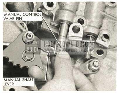 1959 Buick Triple Turbine Transmission - Install Bolts