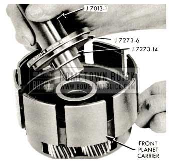 1959 Buick Triple Turbine Transmission - Installer J-7273-14
