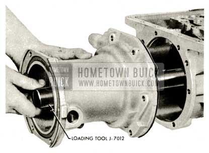 1959 Buick Triple Turbine Transmission - Loading Tool J-7012