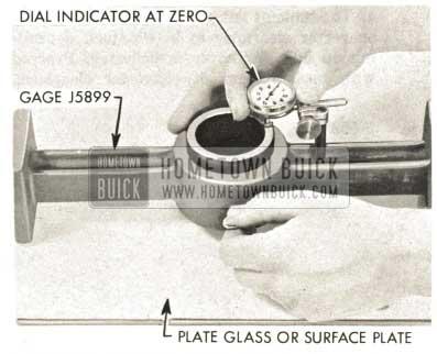 1959 Buick Triple Turbine Transmission - Measurement of Converter Pump