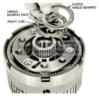 1959 Buick Triple Turbine Transmission - Needle Bearing Race