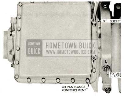 1959 Buick Triple Turbine Transmission - Oil Pan