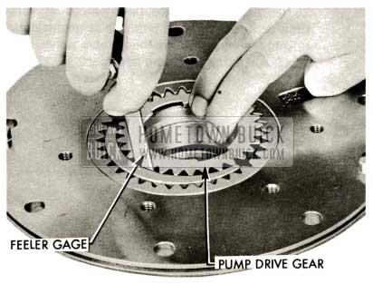 1959 Buick Triple Turbine Transmission - Pump Drive Gear