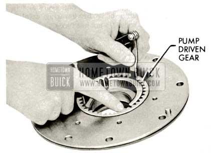 1959 Buick Triple Turbine Transmission - Pump Driven Gear