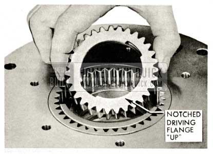 1959 Buick Triple Turbine Transmission - Pump Gear Lubrication