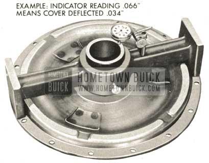 1959 Buick Triple Turbine Transmission - Release Plunger Set Screw