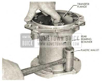 1959 Buick Triple Turbine Transmission - Remove Loading Tool J-7012