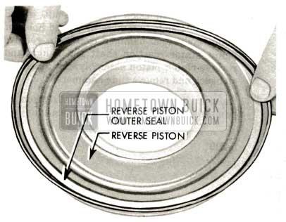 1959 Buick Triple Turbine Transmission - Reverse Piston Seal