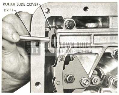 1959 Buick Triple Turbine Transmission - Roller Slide Cover