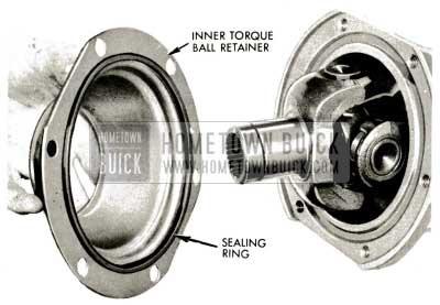 1959 Buick Triple Turbine Transmission - Sealing Ring