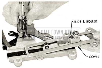 1959 Buick Triple Turbine Transmission - Slide and Roller