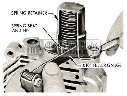 1959 Buick Triple Turbine Transmission - Spring Seat