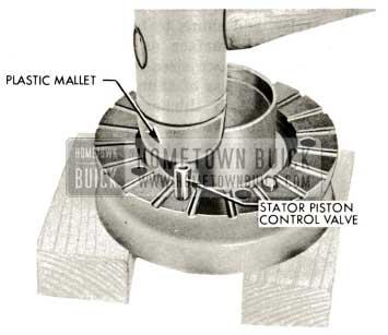 1959 Buick Triple Turbine Transmission - Stator Piston Control Valve