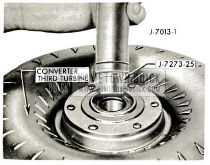 1959 Buick Triple Turbine Transmission - Third Turbine Front Bushing