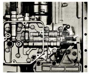 1959 Buick Triple Turbine Transmission - Valve Body Bolts